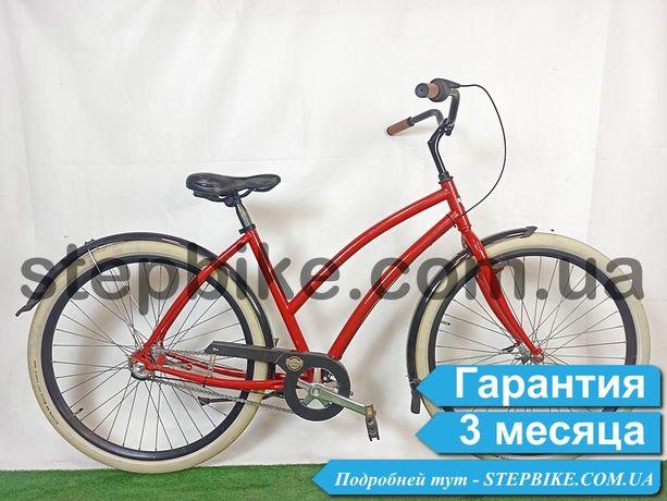 Велосипед Городской Алюминий Планетарка Круизер Johnny Loco из Германи