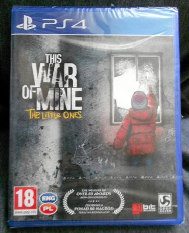 This War Of Mine PL. - Ps4