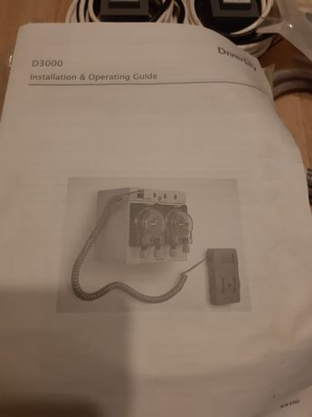 Pompa D3000 - dozownik 2 środków chemicznych- Diversey