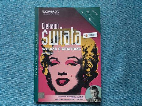 Podrecznik Ciekawi swiata Wiedza o Kulturze Operon