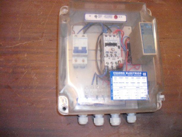 vendo quadro electrico com sondas para furo monofasico