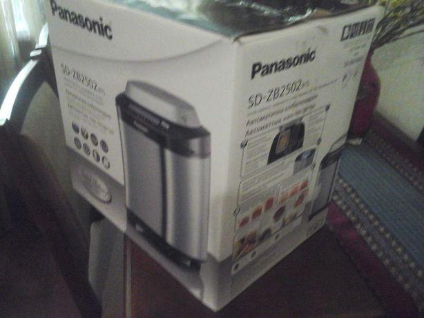 продам хлебопечку Panasonik SD-ZB2502 BTS