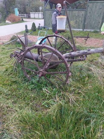 Kopaczka konna, stara maszyna