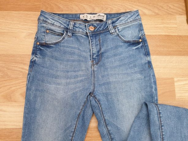 Крутейшие джинсы-скинни Denim&Co