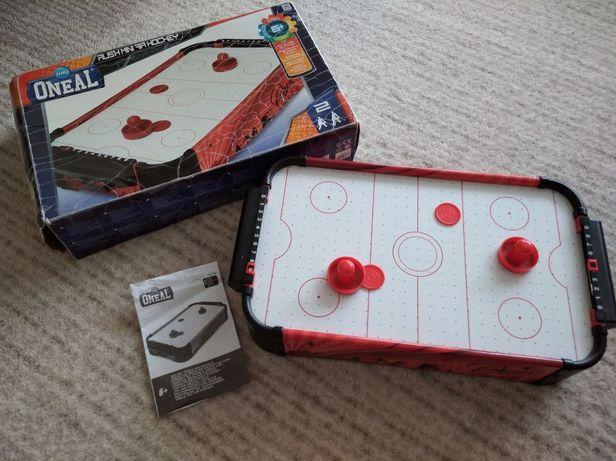 Gra zręcznościowa CYMBERGAJ mini hokej powietrzny air hockey