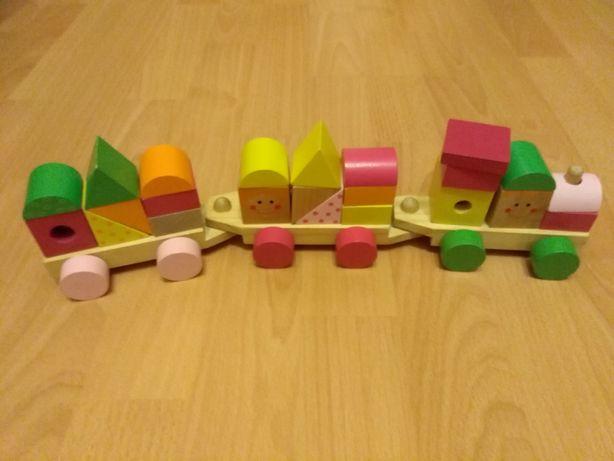 Drewniana ciuchcia (pociąg)