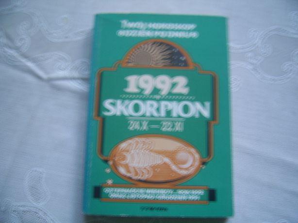 Skorpion- horoskop znak zodiaku