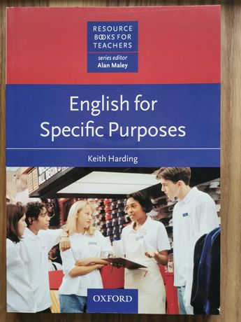 English for specific purposes OUP