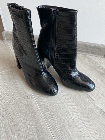 Ботинки, ботильоны, guess, zara