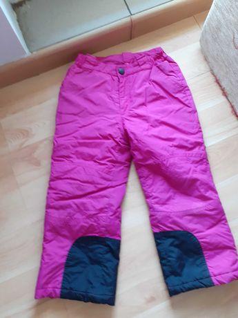 Spodnie narciarskie 104/110