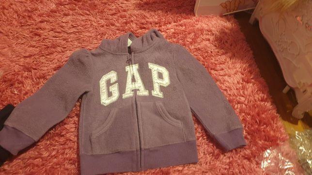 Bluza GAP , jeansowa katanka, bluza Next