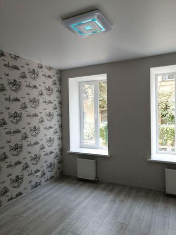 1к квартира на Базарной/Ришельевской с капитальным ремонтом