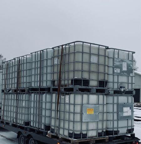 Mauzer zbiornik zbiorniki baniak 1000 litrow zbrojony duze ilosci