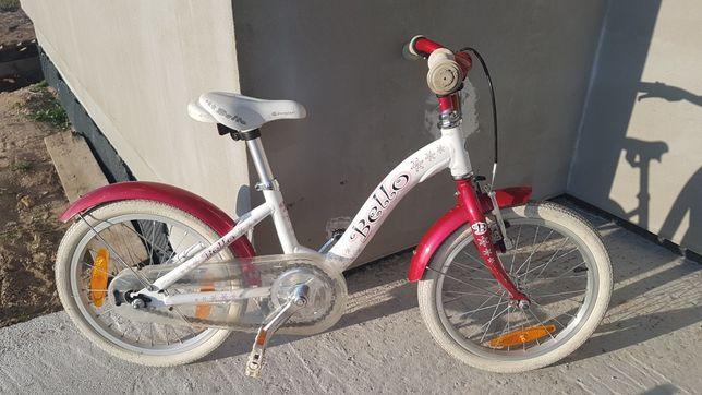 Rower dziewczęcy Author Bello roz. 16