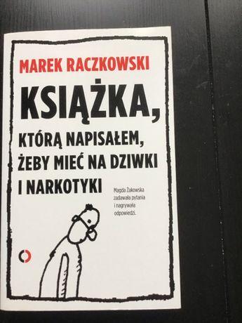 "Marek Raczkowski - "" Książka, """