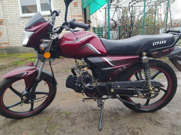 Мотоцикл  GEPARD