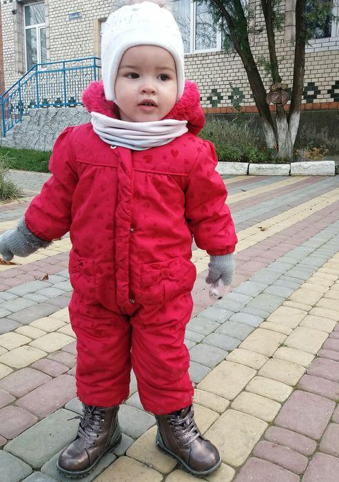Зимний комбинезон / зимовий комбінезон Борщев - изображение 1