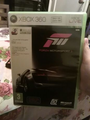 Gra x box Forza Motorsport 3