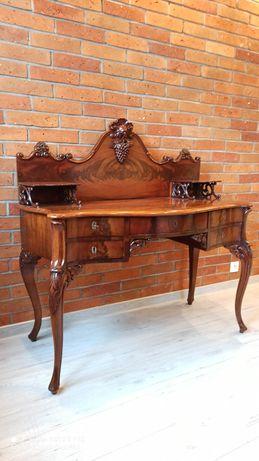 Ekskluzywne biurko Ludwik Filip XIX w. antyk