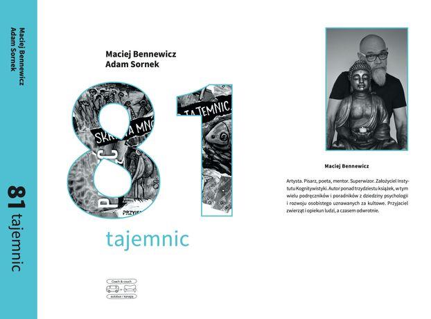 81 Tajemnic - Maciej Bennewicz, Adam Sornek