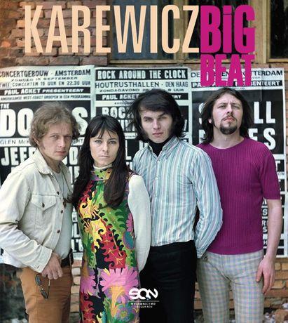 Książka Marek Karewicz Big Beat.Nowa.Unikat!!!