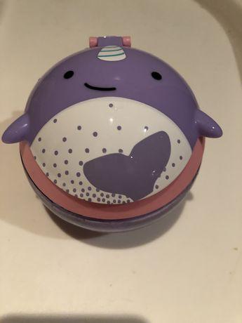 Контейнер чашка для снеків Skip Hop кит