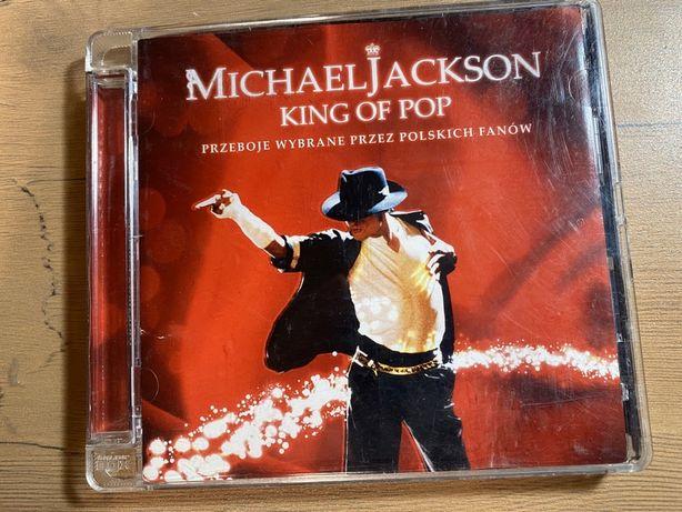 Michael Jackson - King Of Pop. Przeboje wybrane przez polskich fanów