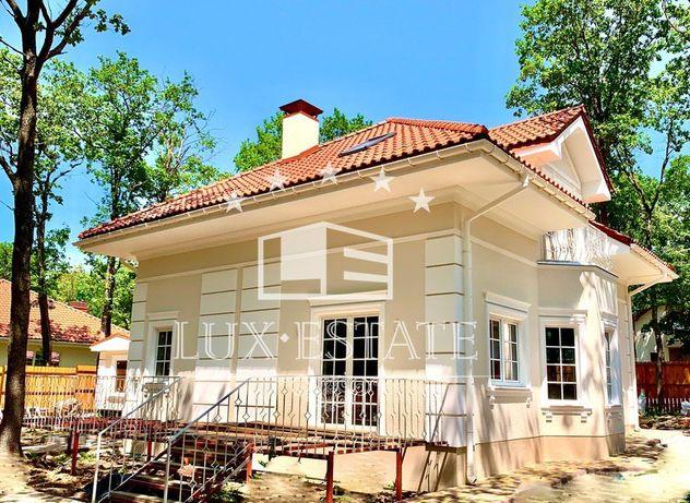 Лучший Дом в Лесном из красного кирпича (КЕРАМОБЛОК)