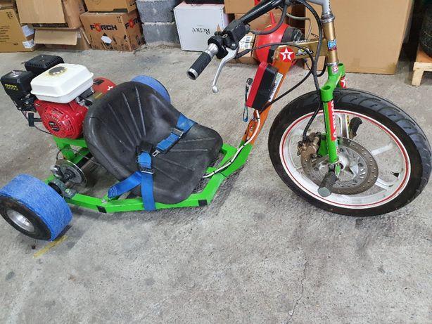 Drift trajka rower do driftu 200cc 6,5KM 60km/h