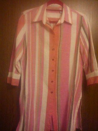 koszula lniana Marco Pecci rozmiar 40