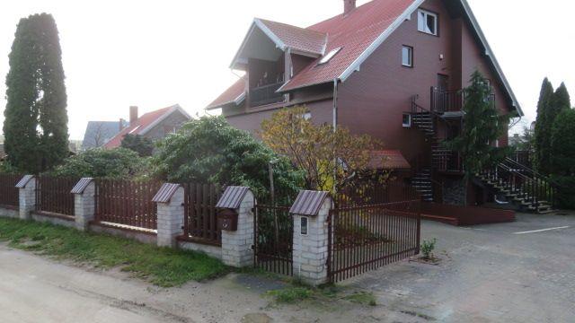 Dom wolnostojący w Luzinie dla jednej lub dwóch rodzin