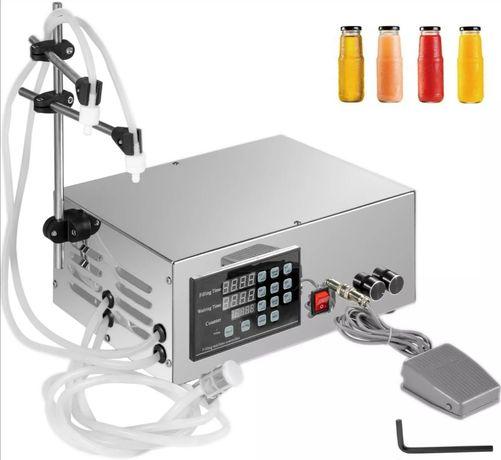 Máquina de enchimento de Líquidos, Óleos de baixa viscosidade 5L/17L
