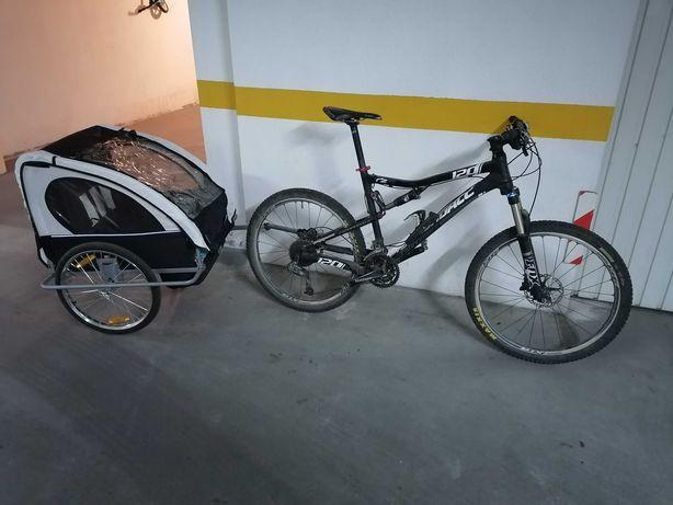 Atrelado de Bicicleta