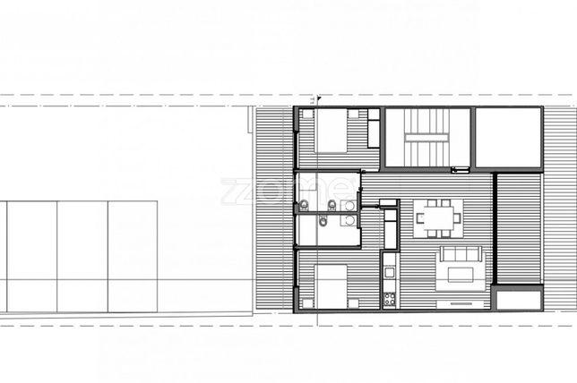 Apartamento cobertura T2 Novo na Rua da Restauração