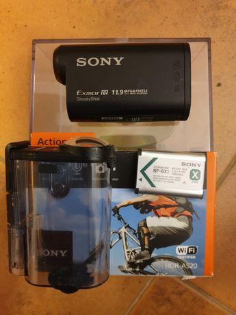 Kamera sportowa Sony Action Cam Hdr-as20