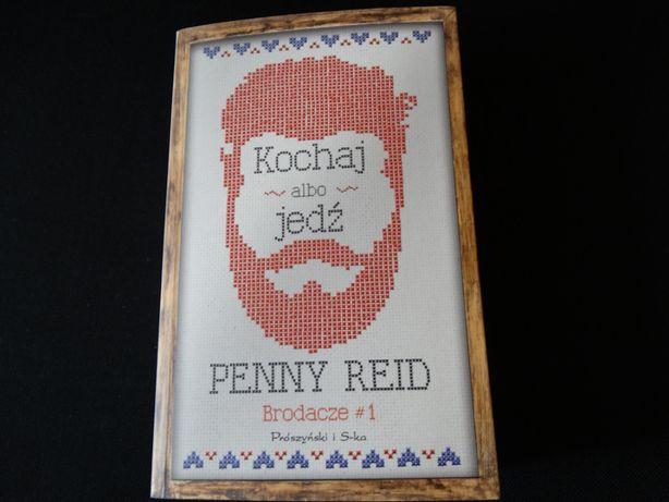"""""""Kochaj albo jedź"""" Penny Reid"""