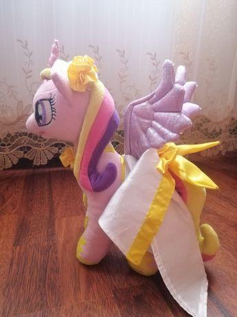 Продам мягкую игрушку пони.