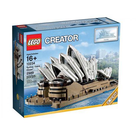 Lego 10234 . Сіднейський Оперний Театр
