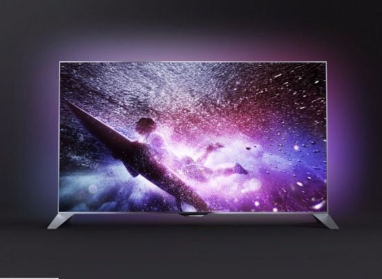 """TV Philips 55"""" FullHD/4K/Ambilight/Android/3D"""