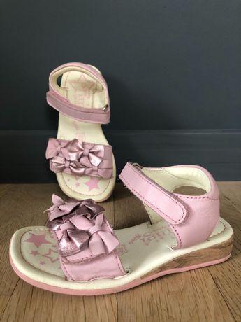 НОВЫЕ Primigi 25 р 16,5 см кожа босоножки сандали босоніжки  Ecco geox