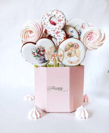 Імбирні пряники, мусові тортики для вашого свята і не тільки!
