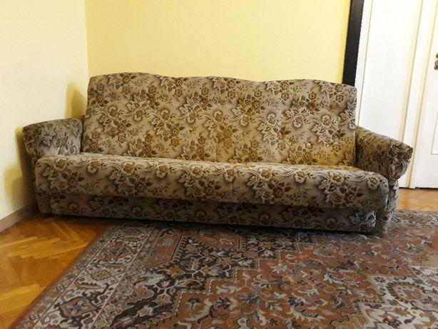 Elegancka rozkładana wersalka / Sofa 3-osobowa