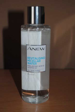 Água Micelar Revitalizante 200 ml Avon
