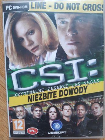 CSI niezbite dowody