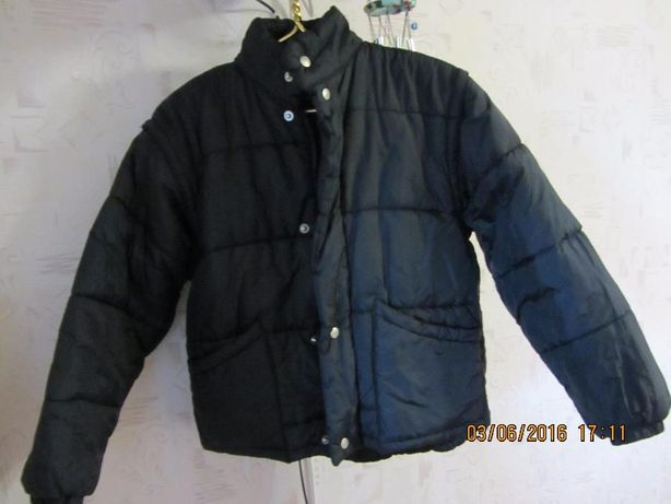 Детская теплая куртка ONLY на мальчика 11-12лет (рост 146-152см )