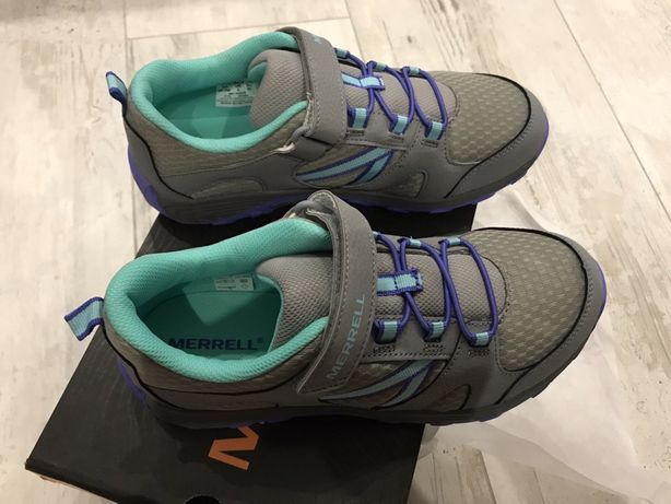 Кроссовки Merrell M Outback low