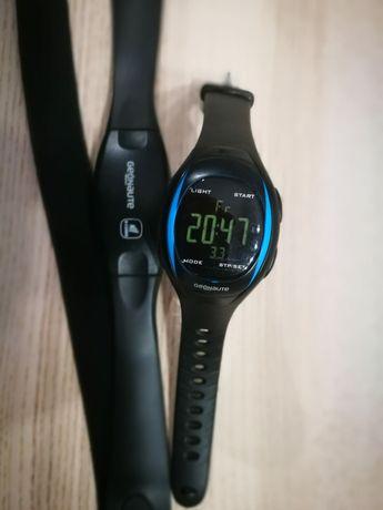 Pulsometr,zegarek Geonaute- Decatlon.