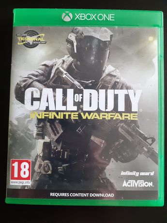 Call of Duty Infinity  warfare Xbox One