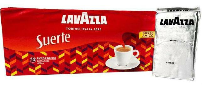 Lavazza suerte 250g Original, crema e gusto, rossa