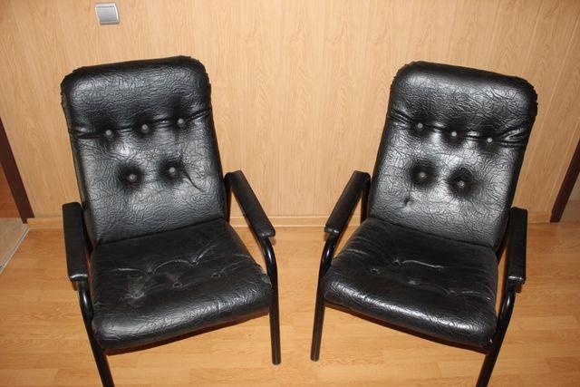 Fotele skórzane